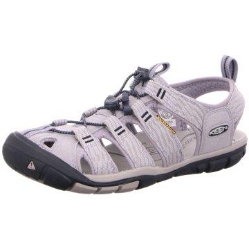 Keen Komfort Sandale grau