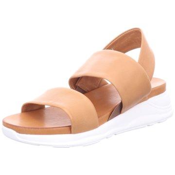ILC Komfort Sandale braun