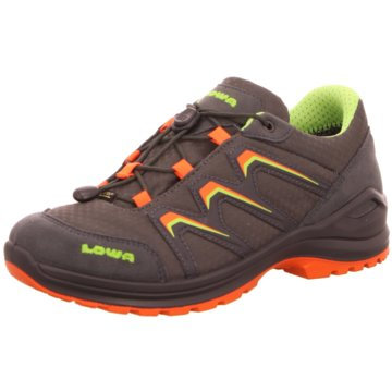LOWA SchnürschuhMADDOX GTX LO JUNIOR - 340121 orange