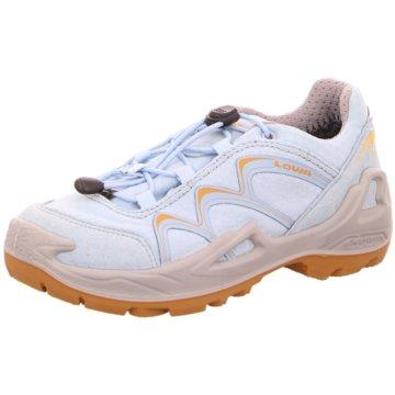 LOWA Outdoor SchuhINNOX GTX® LO JUNIOR blau