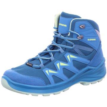 LOWA Outdoor SchuhINNOX PRO GTX MID JUNIOR - 650116 blau