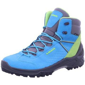 LOWA Outdoor SchuhLEDRO GTX MID JUNIOR - 360108 blau