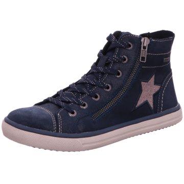 Salamander Sneaker HighSAS-TE blau