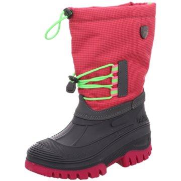 CMP GummistiefelKIDS AHTO WP SNOW BOOTS - 3Q49574J pink