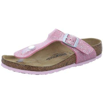 Birkenstock Offene SchuheGizeh Kids BS[Zehens pink