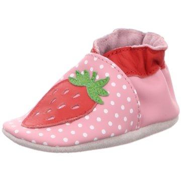 Robeez Kleinkinder MädchenCory rosa