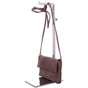 Meier Lederwaren Taschen Damen grau