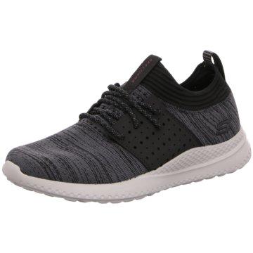 Skechers Sneaker LowMatera-Knocto schwarz