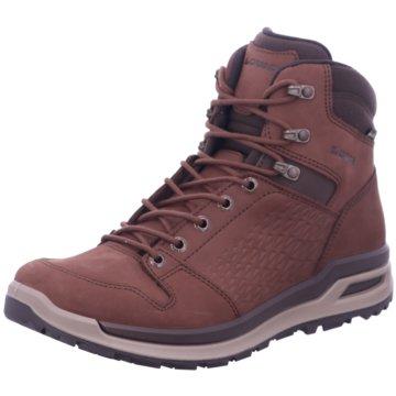 LOWA Outdoor SchuhLOCARNO GTX MID - 310810 358 braun