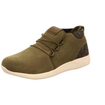 Boras Sneaker Low oliv