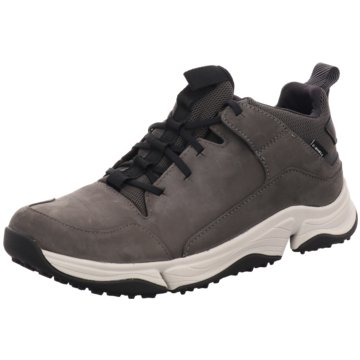Clarks Sneaker LowTri Path Mid grau