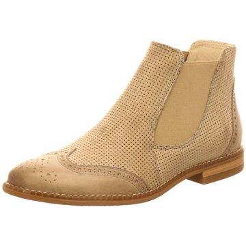 Nicola Benson Chelsea Boot beige