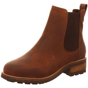 Oak+Hyde Chelsea Boot braun