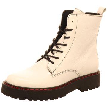 Online Shoes Schnürboot weiß