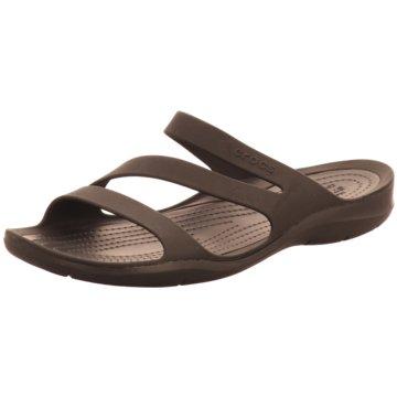 CROCS BadelatscheSwiftwater Sandal W schwarz