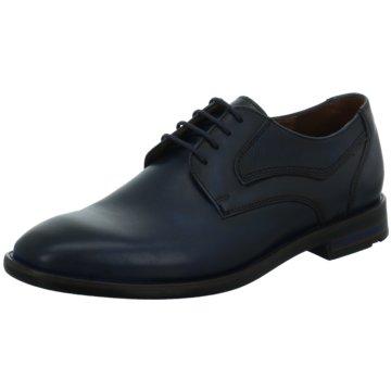 Lloyd Klassischer Schnürschuh blau