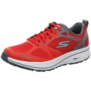 Skechers Sportlicher SchnürschuhGO RUN - Consistent rot