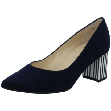 Peter Kaiser Top Trends Pumps blau