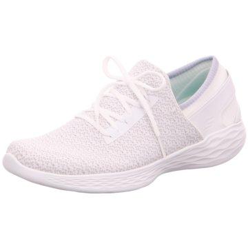 Skechers Sneaker LowYou-Inspire weiß