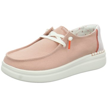 Hey Dude Shoes Bootsschuh rosa