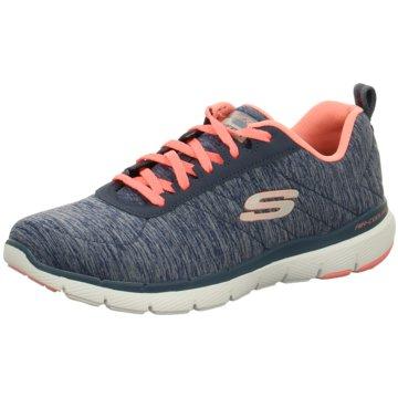 Skechers Sneaker LowFlex Appeal grau