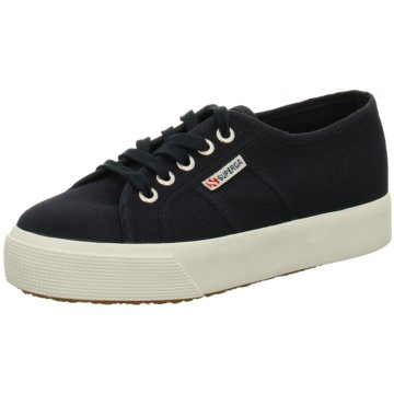 Superga Top Trends Sneaker blau