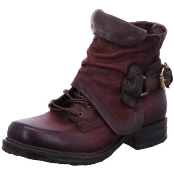 A.S.98 Stiefelette rot