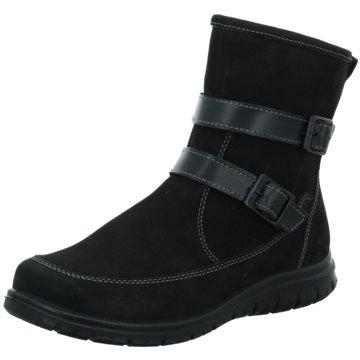 Jomos Komfort Stiefelette schwarz