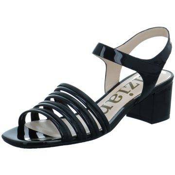 Tizian Sandale schwarz