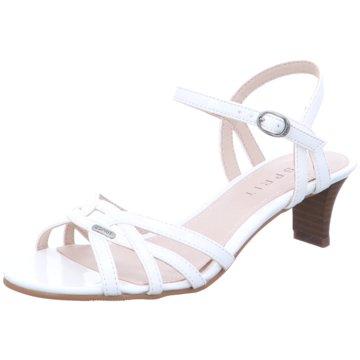 effefbccb1fb Esprit Sandaletten für Damen jetzt günstig online kaufen   schuhe.de