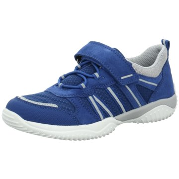 Superfit Trainings- und Hallenschuh blau