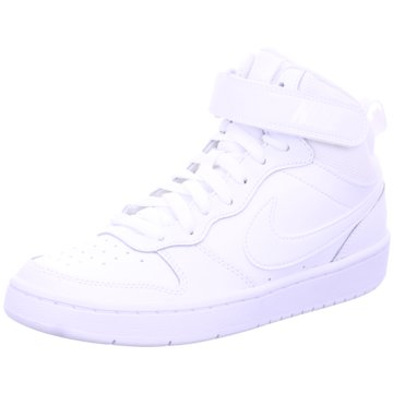 Nike Sneaker HighCOURT BOROUGH MID 2 - CD7782-100 weiß