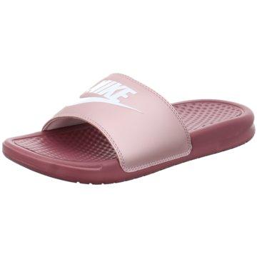 Nike Hausschuh rosa