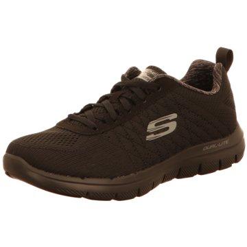 Skechers FreizeitschuhSneaker schwarz