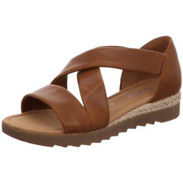 competitive price 919d4 808d4 Gabor Sale - Damen Sandaletten jetzt reduziert kaufen ...