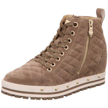 Marc Cain Sneaker Wedges beige