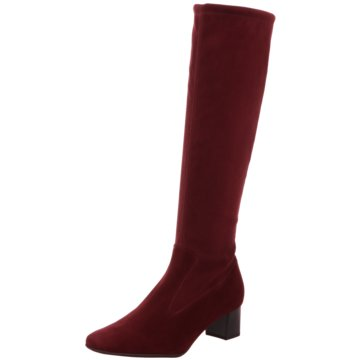Peter Kaiser Top Trends Stiefel rot