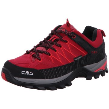 CMP F.lli Campagnolo Outdoor Schuh rot