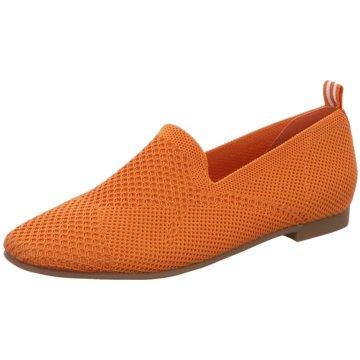 La Strada Slipper orange