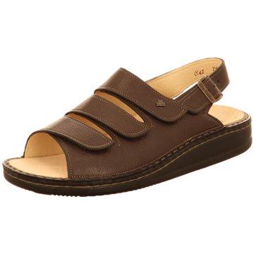 FinnComfort Komfort Schuh braun