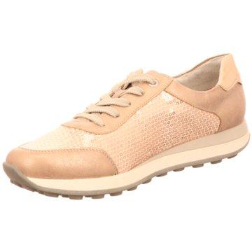 Rieker Sneaker Low beige