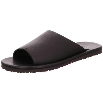The Sandals Factory Pantolette schwarz