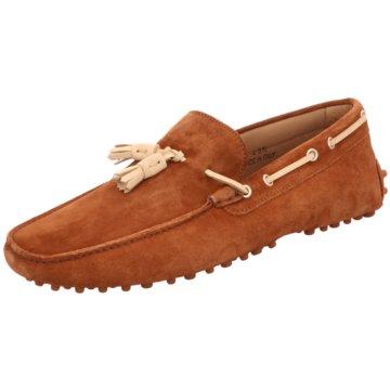 Confort Shoes Slipper braun