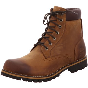 Timberland Boots Collection braun