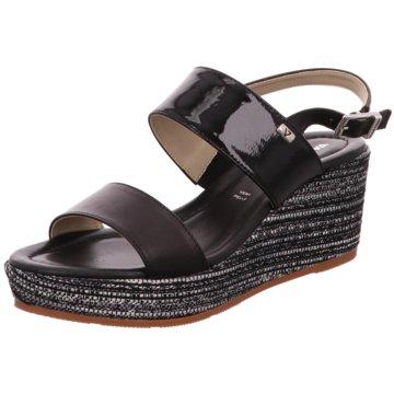 Valleverde Sandalette schwarz