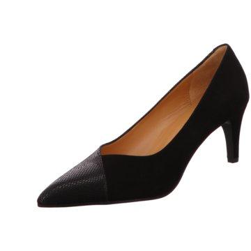Moda di Fausto Pumps schwarz