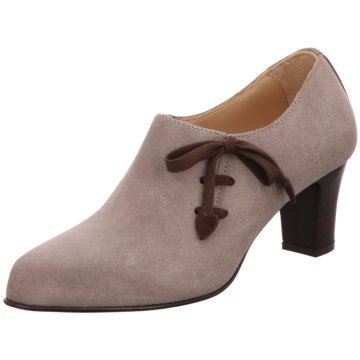 Diavolezza Pumps grau