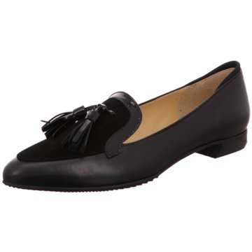 Brunate Slipper schwarz