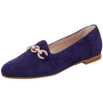 Gianluca Pisati Top Trends Slipper blau