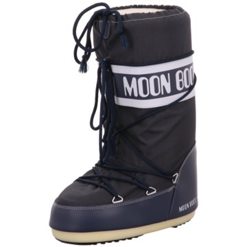 Moon Boot Winterstiefel blau